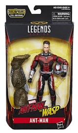 "Marvel Legends: Ant Man - 6"" Action Figure"
