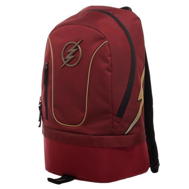 Flash Bottom Zip Built Backpack