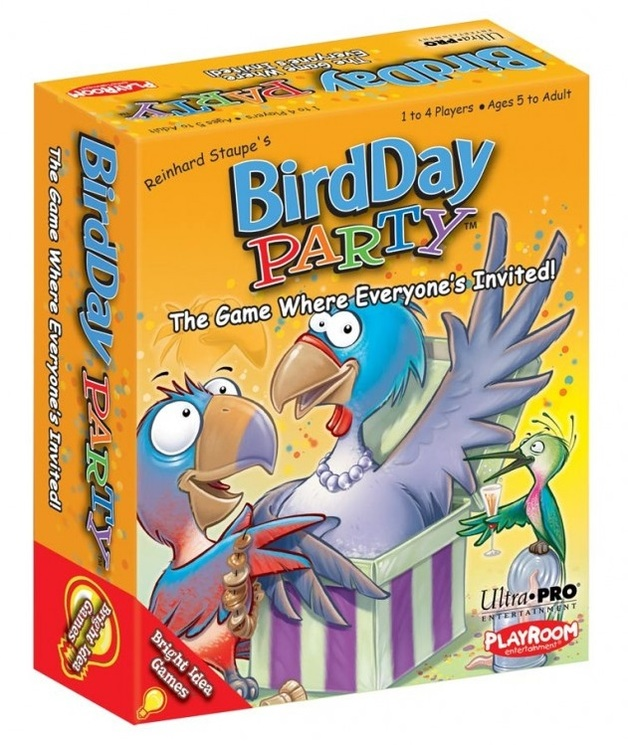 BirdDay Party - Card Game