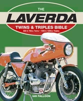 Laverda Twins & Triples Bible by Ian Falloon image