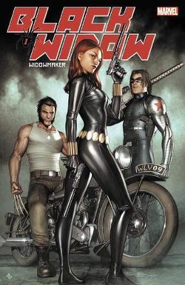 Black Widow: Widowmaker by Marvel Comics