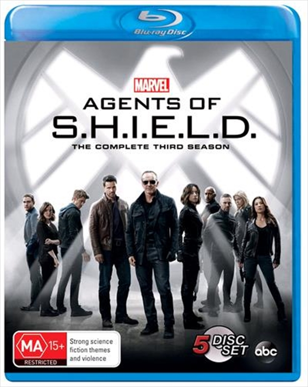 Marvel's Agent of S.H.I.E.L.D.: Season 3 on Blu-ray
