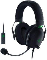 Razer BlackShark V2 Wired Esports Gaming Headset for Switch, PC, PS4, Xbox One