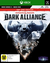Dungeons & Dragons: Dark Alliance Day One Edition for Xbox Series X, Xbox One