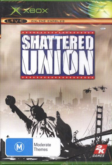 Shattered Union for Xbox image