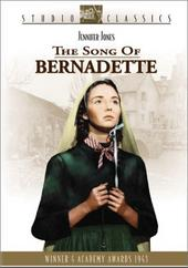 The Song Of Bernadette on DVD