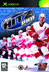 NHL Hitz: Pro for Xbox