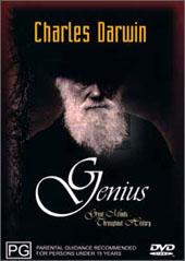 Genius - Charles Darwin on DVD