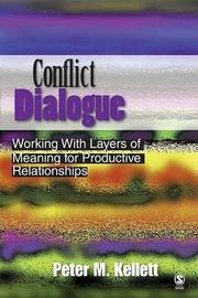 Conflict Dialogue by Peter M. Kellett image