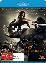 Ong Bak 2 - The Beginning on Blu-ray