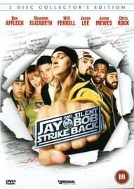 Jay & Silent Bob Strike Back on DVD image