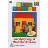Play School - Meets The Orchestra And Everybody Sing! on DVD