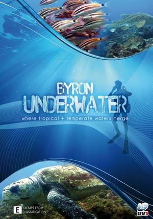 Byron Underwater on DVD