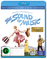 Sound Of Music: 50th Anniversary on Blu-ray