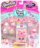 Shopkins: Food Deluxe Pack - Cool & Creamy Collection