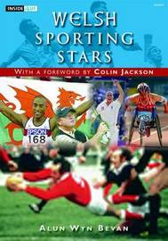 Inside Out Series: Welsh Sporting Stars by Alun Wyn Bevan image