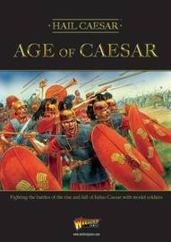 Age of Caesar - Hail Caesar supplement by Neil Smith