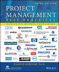 Project Management Best Practices by Harold R. Kerzner
