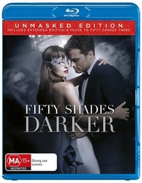 Fifty Shades Darker on Blu-ray image