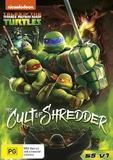 Teenage Mutant Ninja Turtles - Season 5 Volume 1 on DVD