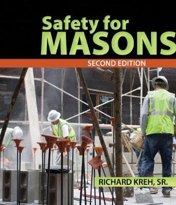 Safety for Masons by Richard T. Kreh image