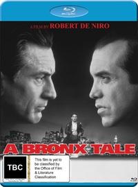 A Bronx Tale on Blu-ray