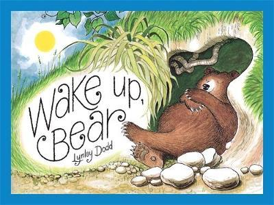 Wake Up, Bear by Lynley Dodd image