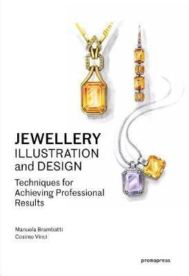 Jewellery Illustration and Design by Manuela Brambatti
