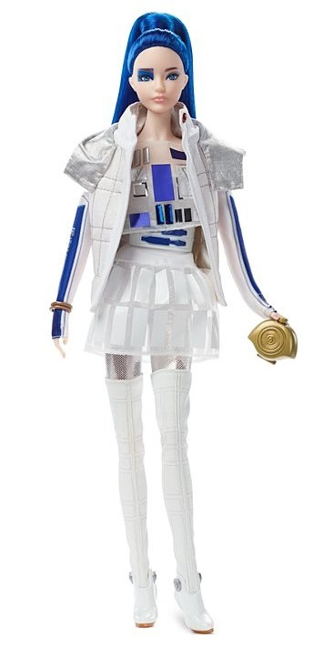 Star Wars: Barbie x R2D2 - Fashion Doll