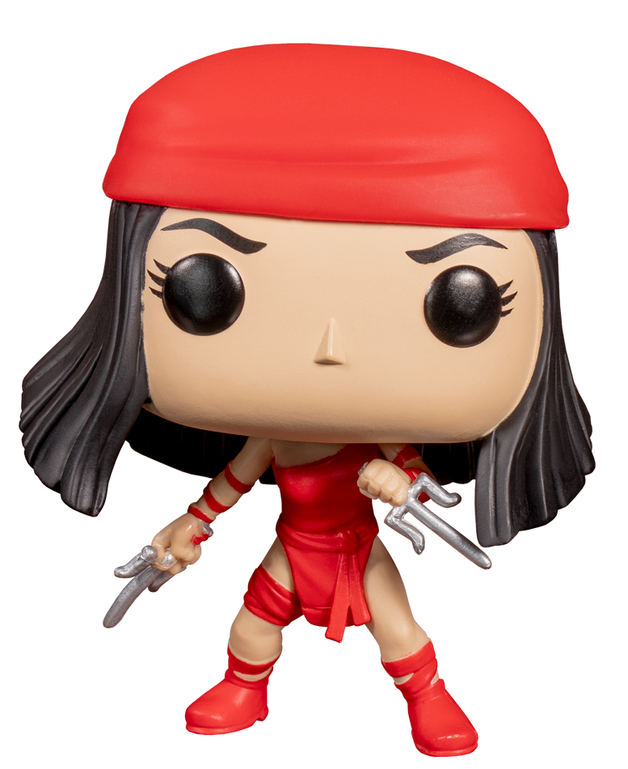 Marvel: 80th - Elektra (First Appearance) Pop! Vinyl Figure