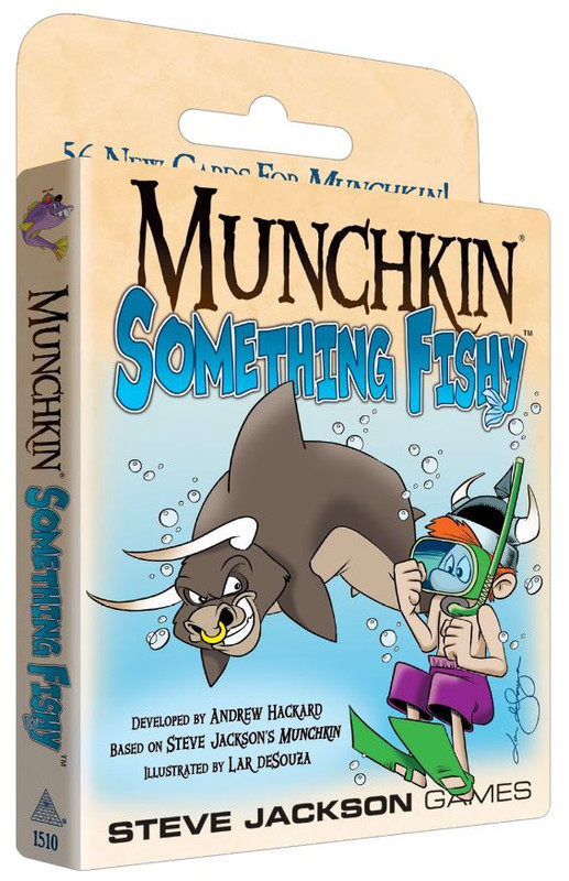 Munchkin: Something Fishy - Expansion Set
