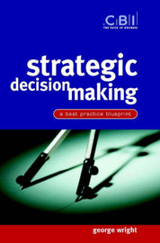 Strategic Decision Making by George Wright image