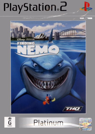 Finding Nemo for PS2 image