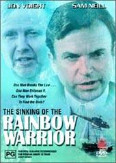 The Sinking Of The Rainbow Warrior on DVD