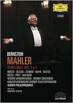 Leonard Bernstein - Symphonies Nos. 7 & 8 (2 Disc Set) on DVD