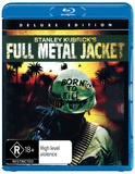 Full Metal Jacket: Deluxe Edition on Blu-ray