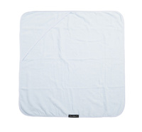 Mum 2 Mum Hooded Towel - White