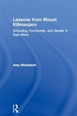 Lessons from Mount Kilimanjaro by Amy Stambach image