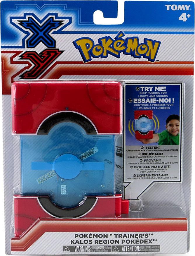 Kalos Pokedex Toy XY Pokémon - K...