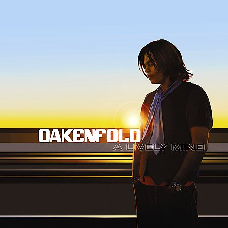 A Lively Mind by Paul Oakenfold image