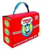 Thomas and Friends: My Red Railway Book Box (4 Board books) by W. Awdry