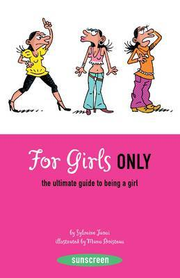 For Girls Only by Sylvaine Jaoui image