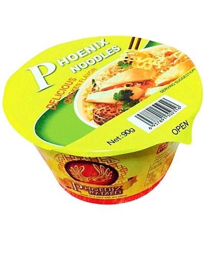 Phoenix Bowl Noodles - Chicken (24 Pack) image