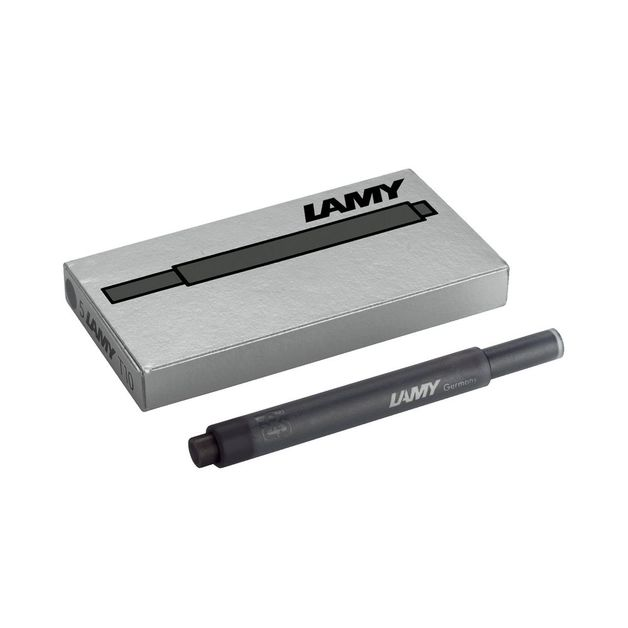Lamy T10 Ink Cartridges - Black (5 Pack)