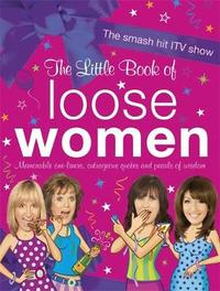 The Little Book of Loose Women by Loose Women image
