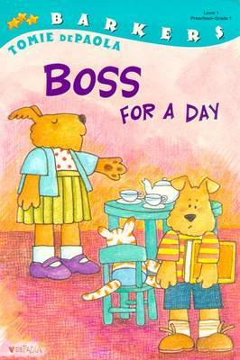 Boss for A Day by de Tomie Paola image