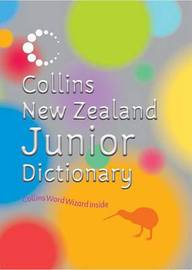 Collins New Zealand Junior Dictionary by Collins-Dictionary