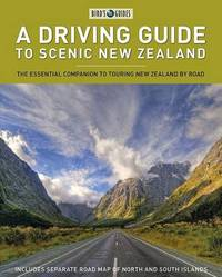 A Driving Guide to Scenic New Zealand (Bird's Eye Guides) by David Chowdhury