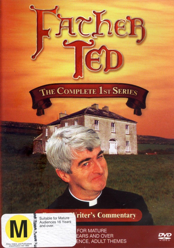 Father Ted Series 1 on DVD image