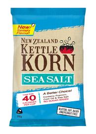 Kettle Korn - Sea Salt (150g)